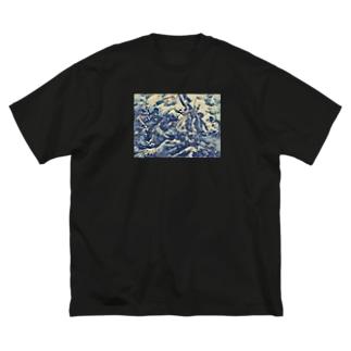 MASSAMAN&Co.のFreedom  Big T-shirts