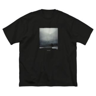 Yohhe'meti Big silhouette T-shirts