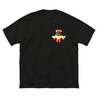 BURGERMAN  Big silhouette T-shirts