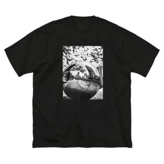 Balco™️のsilver ball Big silhouette T-shirts