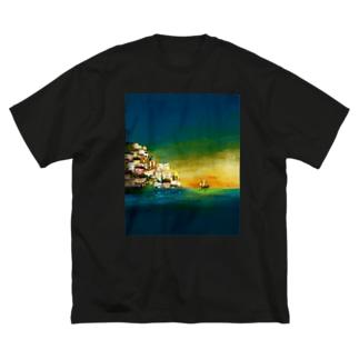 Amalfi Big silhouette T-shirts