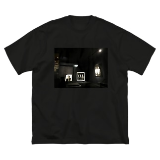 JADEM BALLETのMono Art Big silhouette T-shirts