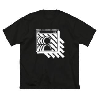 WaxTerKの商品棚のPROFILEIMAGE Big silhouette T-shirts