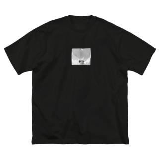 おのちゃんの親知らず Big silhouette T-shirts