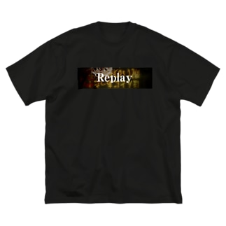 Replay Big silhouette T-shirts