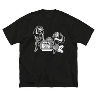 fmmd2019 Big silhouette T-shirts