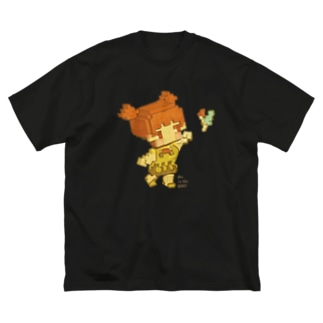 Who is the HERO -Lycoris- [ Erin ] Big silhouette T-shirts