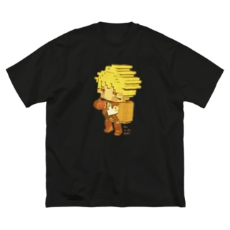Who is the HERO -Lycoris- [ Not ] Big silhouette T-shirts
