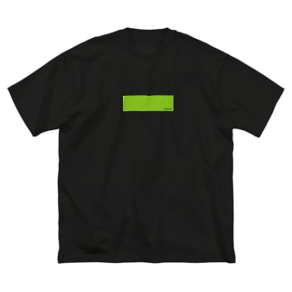 BoxLogo-ColourCode Big silhouette T-shirts