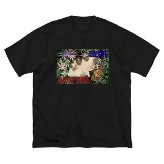 Kush tee Big silhouette T-shirts