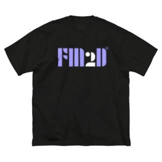 FM2D logo Big silhouette T-shirts
