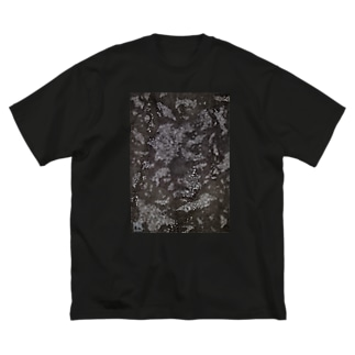 made by HANSEN Big silhouette T-shirts