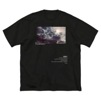 光雲 Big Silhouette T-Shirt