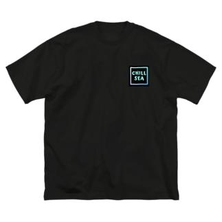 Chill Sea Big silhouette T-shirts