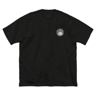 和彫usagi Big Silhouette T-Shirt