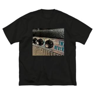 ギターアンプB Big silhouette T-shirts