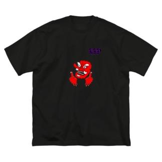 い Big Silhouette T-Shirt