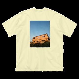 目々目々目めの夕刻 Big silhouette T-shirts