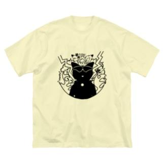 ギャネックシルエット Big T-shirts