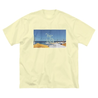 Trip to Perth Big silhouette T-shirts