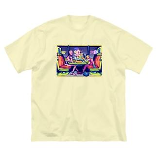 HL Big silhouette T-shirts