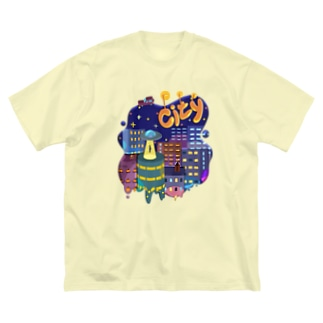 city シティ 154 Big T-shirts