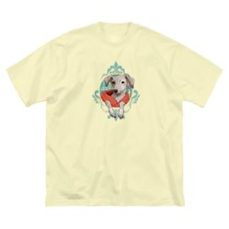 まなざし|イタグレ Big Silhouette T-Shirt