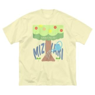 すぷらフェスティバル2021 MIZUYARI Big Silhouette T-Shirt