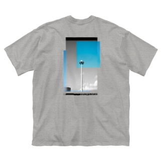 THE DAY Big silhouette T-shirts
