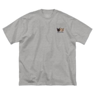 Coco & Latte ビッグシルエットTシャツ2 Big silhouette T-shirts
