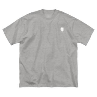 Snow Big silhouette T-shirts