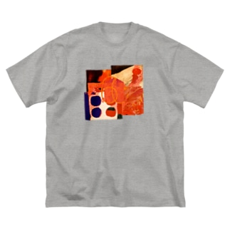 memorandum Big silhouette T-shirts