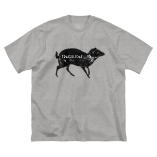 tragulidae Big silhouette T-shirts