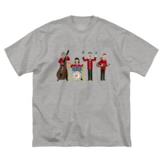 チョリート黒木&ザ・ワサモンズ Big Silhouette T-Shirt