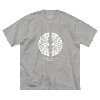 大谷吉継【対い蝶/生誕死没】 Big silhouette T-shirts