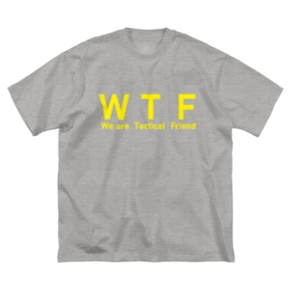 WTF Big silhouette T-shirts