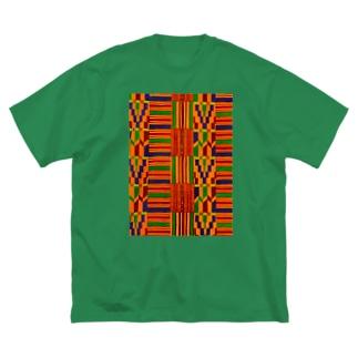 KENTE Big silhouette T-shirts