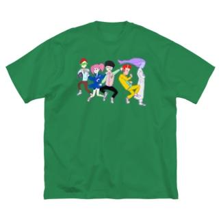 ザ コンバース Big silhouette T-shirts