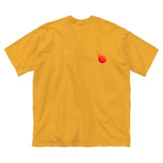 Firewall Tシャツ Big silhouette T-shirts