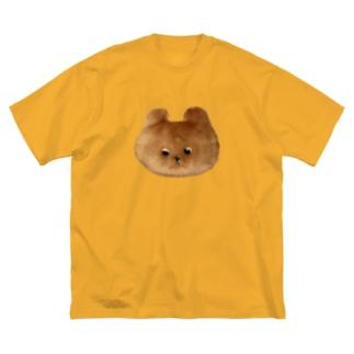 たくまくん Big silhouette T-shirts