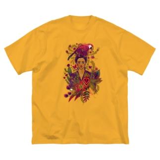 Frida Big silhouette T-shirts