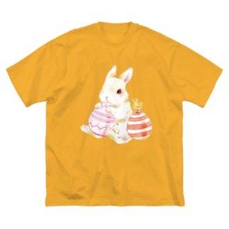Easter Big silhouette T-shirts
