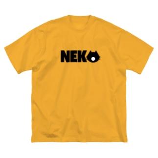 NE-KO Big silhouette T-shirts