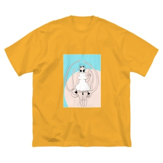 テンタコノコキョウ Big Silhouette T-Shirt