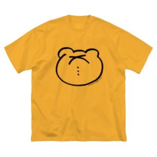 PI-EN Big silhouette T-shirts