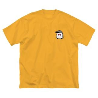 こいつ Big silhouette T-shirts