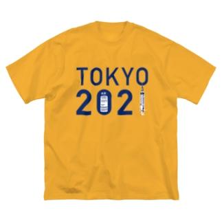 2021 Big silhouette T-shirts