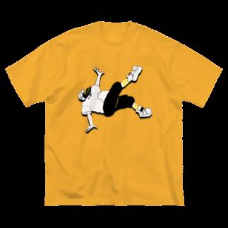 フリーフォール ビッグシルエットTシャツ