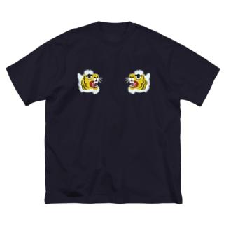 ゆるスカタイガー 160 Big Silhouette T-Shirt