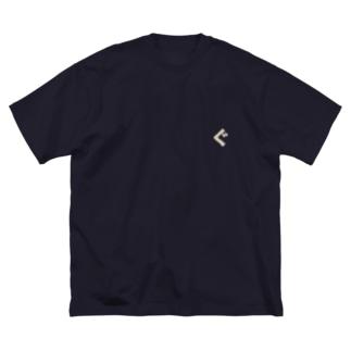 ぐっT Big silhouette T-shirts